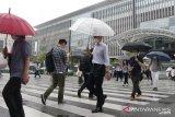 Jepang melaporkan 107 kasus baru corona, tertinggi sejak 2 Mei