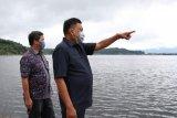 Danau Tondano bebas eceng gondok Desember 2020