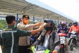 Penumpang di Pelabuhan BSJ Dumai disiplin prokes COVID-19