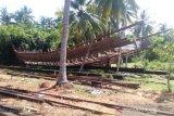 Galangan di Lengayang diduga gunakan kayu ilegal