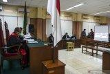 Penyidik KPK Novel Baswedan akan tetap protes terhadap proses persidangan
