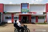 Kunjungan pasien selama COVID-19 ke RSUDSungai Dareh turun drastis