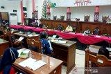 Raperda perubahan tentang RPJMD di Palangka Raya selesai dibahas