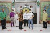BNI bantu pembangunan sarana ibadah kampus UIR