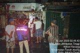 Enam armada  dikerahkan padamkan kebakaran di Kebon Kacang Jakarta