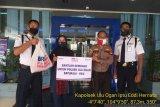 BRI Baturaja salurkan sembako untuk warga terdampak COVID-19