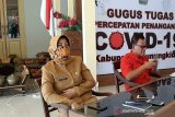 Gunung Kidul beri pelatihan petugas puskesmas ambil sampel usap
