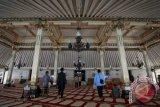 Masjid Gedhe Kauman Yogyakarta lakukan uji coba shalat Jumat