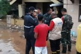 BPBD masih evakuasi dan bersihkan material yang terbawa banjir