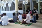 Masjid di Lombok Tengah mulai gelar Salat Jumat serentak perdana