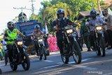 Polda NTB gelar upacara kenaikan pangkat Danrem 162/WB Mataram