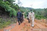 Pembangunan jalan Solok Selatan-Dharmasraya ditargetkan selesai dua tahun, kata Wagub