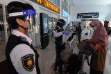 Penerapan normal baru di Bandara Adi Soemarmo