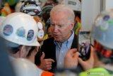 Joe Biden kritik Trump soal isu laporan