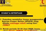 Kantor Imigrasi Palembang kembali buka pelayanan  untuk umum