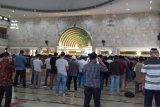 Masjid Taqwa Muhammadiyah Padang gelar shalat Jumat berjamaah menuju kenormalan baru