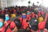 Pemerintah tengah menyiapkan teknis pemulangan 6.800 TKI ilegal di Malaysia