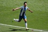 Espanyol taklukkan 10 pemain Alaves, nyalakan asa hindari degradasi
