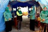 TP PKK Sukamara berikan dukungan kepada petugas posko COVID-19