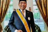 Dubes I Gusti Agung dapat penghargaan Ridder Grootkruis dari Raja Belanda