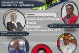 Dewan Professor Unhas bahas pangan dan kesehatan usai pandemi