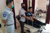 Jasa Raharja Solok jamin korban kecelakaan di Kecamatan X Koto Singkarak, sembilan luka-luka