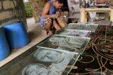 Kisah pelukis grafir yang tetap bertahan di tengah pandemi