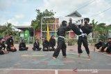 Regenerasi pencak silat di Palembang