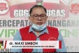 Kasus COVID Minahasa 69 orang, tambahan baru dari lima kecamatan