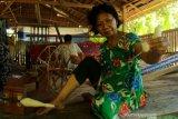 Kain tenun Sekomandi khas Mamuju