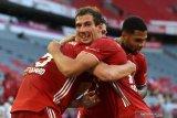 Tundukkan Gladbach, Bayern berjarak satu pertandingan lagi dengan gelar juara
