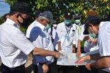 Menteri PUPR janjikan peningkatan irigasi eks PLG di Kapuas