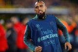 Vidal tegaskan Barca tak gentar melawan Bayern