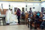 Gereja Katolik Sempan Timika terapkan protokol kesehatan gelar misa