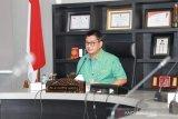 Gubernur Kaltara silaturahmi alumni jurusan Agribisnis 2020