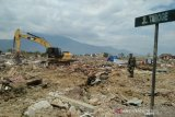 Dana santunan duka korban bencana Palu 2018  masih di Kemensos