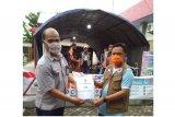Bank Sulselbar berikan bantuan untuk korban banjir Bantaeng