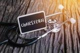 Kolesterol naik, ini empat hal yang bisa dilakukan