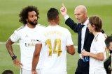 Jadwal pertandingan La Liga super sibuk, ini pesan Zidane kepada timnya