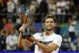 Thiem juara di Belgrade, Djokovic tak bisa tahan tangisnya