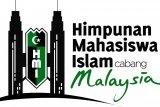 HMI cabang Malaysia menyelenggarakan rapat kerja daring perdana