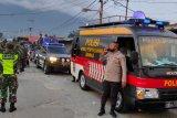 Kadishub: Pos terpadu di batas kota harus libatkan tim medis