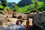 Korban tanah longsor di Jeneponto, Sulsel berhasil ditemukan