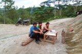 KPU Tana Toraja lantik petugas PPS secara virtual