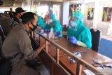 Satpol PP di Palangka Raya ikuti rapid tes massal