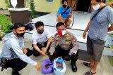 Polisi tangkap pelaku pembunuhan satwa dilindungi