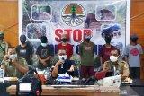 Tujuh warga Tasikmalaya ditangkap di Riau