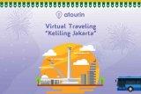Rayakan ulang tahun ke-493 Jakarta dengan tur virtual keliling ibu kota