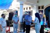 Jasa Raharja Lampung serahkan santunan korban kecelakaan ibu dan anak di Kalianda