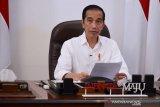 Presiden Jokowi: Persilakan penegak hukum